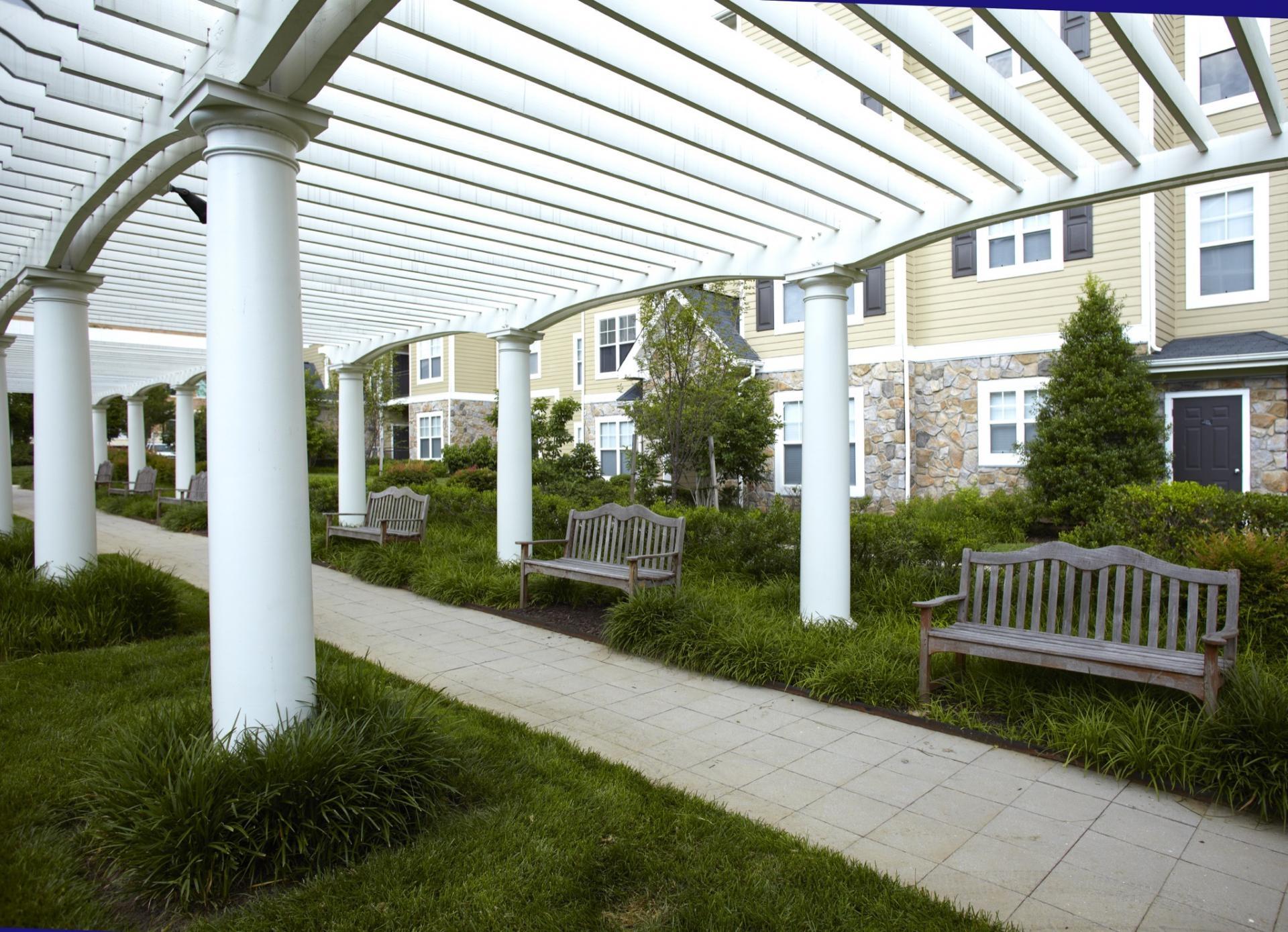 Camden Fallsgrove Apartments In Rockville
