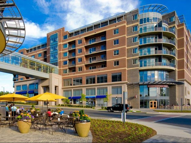 Virginia Square Towers Apartments