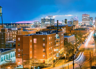 Corporate Housing Richmond VA | Find executive apartments in Richmond VA