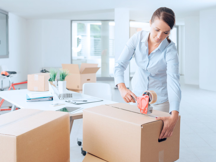 Packing to relocate? Our employee relocation housing is designed to make employees comfortable fast