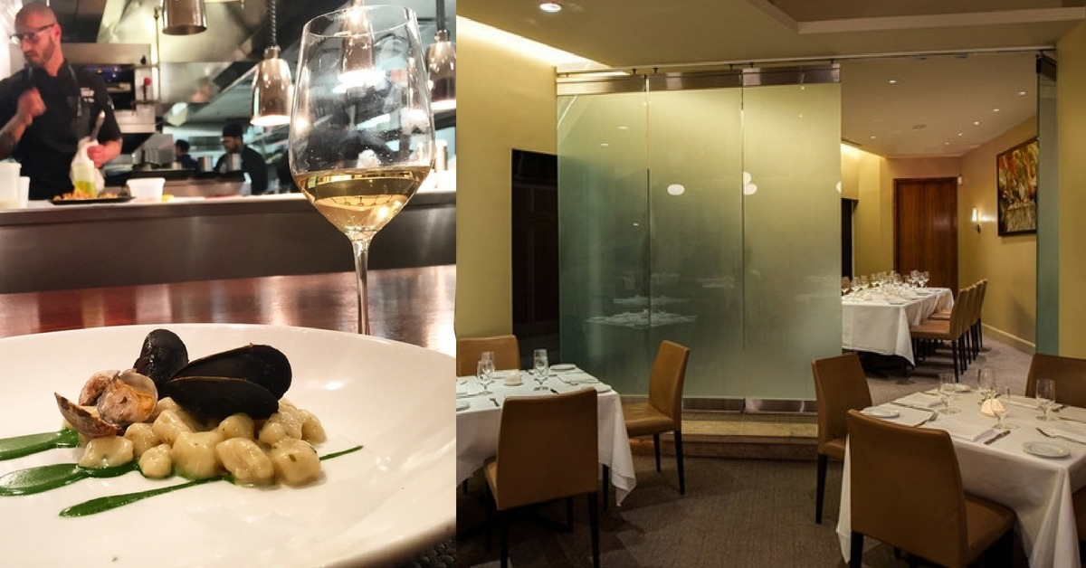 tosca food and dining room